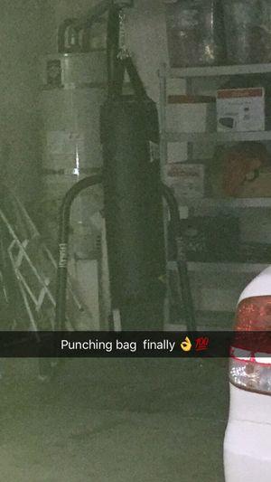 Punching Bag for Sale in Menifee, CA