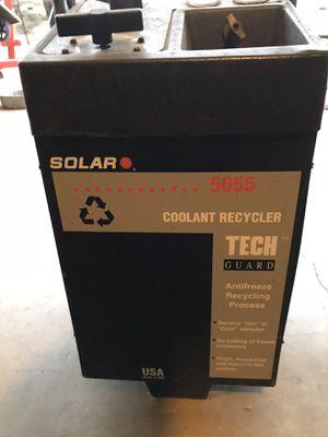 Solar coolant recycler Tech Guard 5055 for Sale in El Cajon, CA
