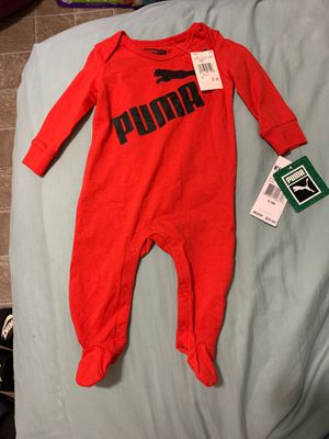 Puma baby onesie for Sale in Revere, MA