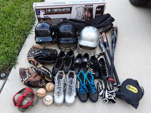 HUGE Little League Baseball Set for Sale in Spring Hill, FL