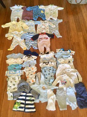 Baby boy newborn clothes for Sale in Fairfax, VA