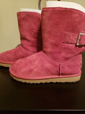 Pink Ugg boots for Sale in Gaithersburg, MD