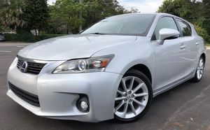 2012 LEXUS CT 200H PREMIUM for Sale in Tampa, FL