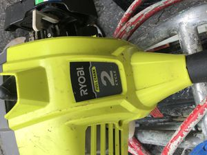 Ryobi weedwhacker gas trimmer works great! for Sale in Lancaster, NY