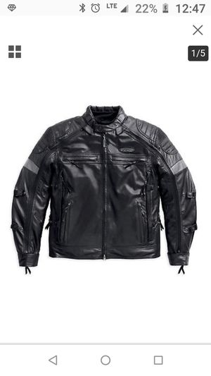 Harley Davidson Leather Jacket for Sale in Wichita, KS