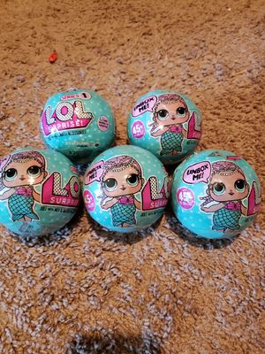 Lol suprise balls for Sale in Adelanto, CA