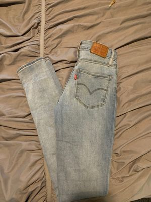 721 Levi's Jeans for Sale in Houston, TX