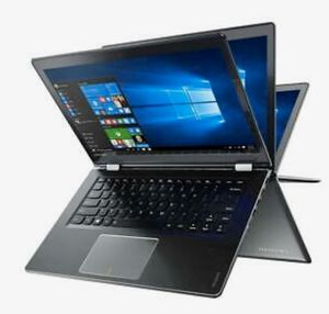 Lenovo Flex3-1480 Signature Edison, 2in1 black notebook/tablet for Sale in Solon, OH