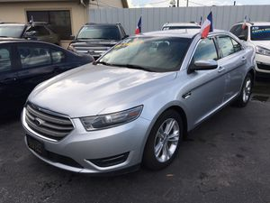 13 Ford Taurus $1500 down!! We finance for Sale in Houston, TX