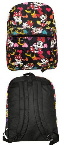 Brand NEW! Minnie Mouse Backpack For Everyday Use/School/Traveling/Disneyland Trips/Christmas Gifts $20 for Sale in Carson, CA