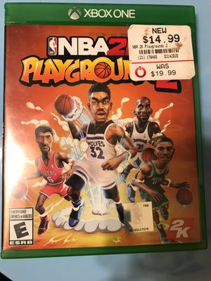 nba2k playgrounds2 for Sale in Baker, LA