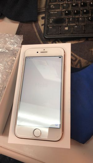iPhone 8 64gb for Sale in Horizon City, TX