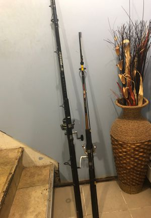 Fishing pole for Sale in Brentwood, NY