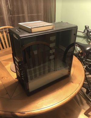 Phanteks Gaming Desktop Glass PC Case for Sale in Tallahassee, FL