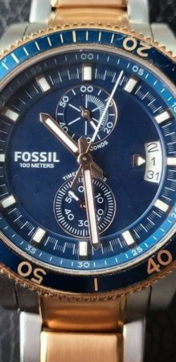 Fossil Watch With New Battery for Sale in Everett,  WA