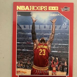 Lebron James Card for Sale in Norwalk, CA