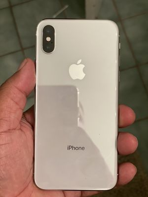iPhone X 64GB AT&T for Sale in Inglewood, CA