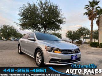2017 Volkswagen Passat for Sale in Victorville,  CA
