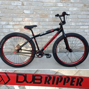 """2020 Limited Edition Custom Se Bikes Dub Ripper 29er ( 29"""" BMX bike 29 bicycle ) for Sale in Humble, TX"""