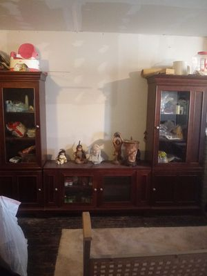 Entertainment center for Sale in San Angelo, TX