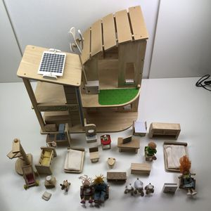 The Green Dollhouse Plan Toys for Sale in Kirkland, WA