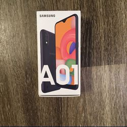 Samsung A01 for Sale in Houston,  TX