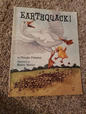 Earthquack book by Margie Palatini for Sale in Ankeny, IA