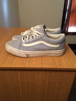 Denim Vans Women Size 7 for Sale in Cleveland, OH