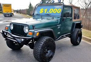 🔥🔑🔑$1000🔑🔑 For Sale URGENT 🔑🔑2000 Jeep Wrangler CLEAN TITLE🔑🔑 for Sale in Philadelphia, PA