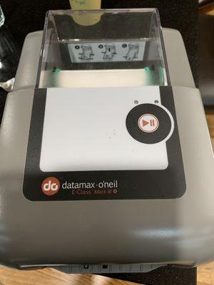 Data max Oniel label printer for Sale in St. Charles, IL