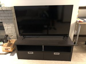 Vizio 50 inch 1080p LED TV and TV stand sold separately for Sale in Bellevue, WA