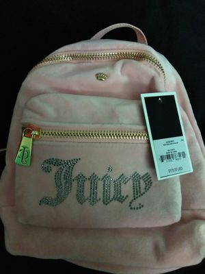 Juicy couture Mini Backpack for Sale in Lake View Terrace, CA