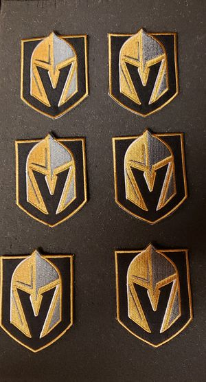 Las Vegas Knights Embroidered Iron on Patches for Sale in City of Industry, CA