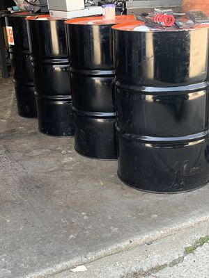 Oil drums / barrel for Sale in Chicago, IL
