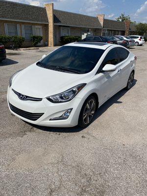 2014 Hyundai Elantra fully loaded for Sale in Houston, TX
