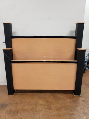 QUEEN BED FRAME (NICE) for Sale in St. Louis, MO