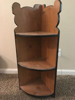 Corner shelf for Sale in Durham, NC