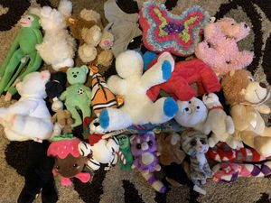 Stuffed Animal Toys (TY & more!) for Sale in Frisco, TX