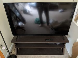 50 inch 4K TV with Stand for Sale in Hummelstown, PA