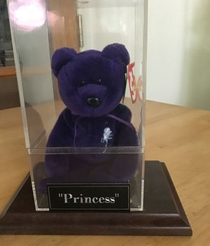 Ty beanie baby Princess for Sale in Manchester, MD