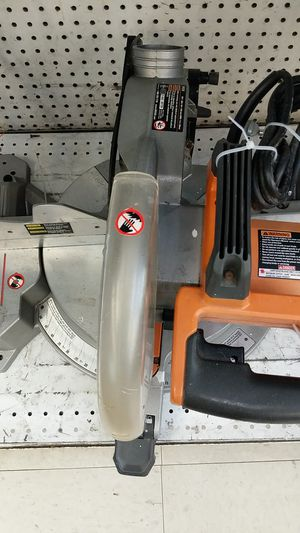 Ridgid table saw TP2 11211 for Sale in Seffner, FL