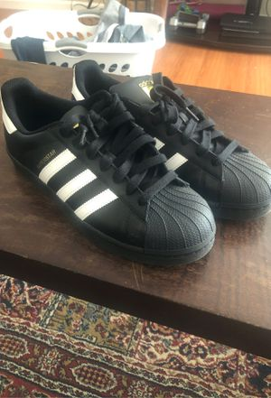 Adidas brand new 9.5 men's worn once for Sale in San Francisco, CA