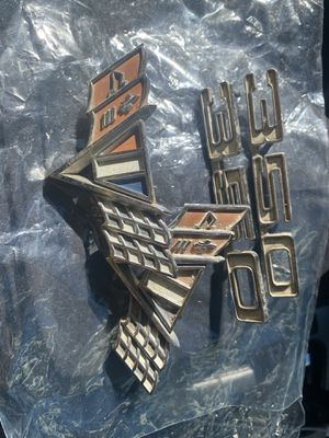 64-67 Chevy Impala emblems for Sale in Kennewick, WA