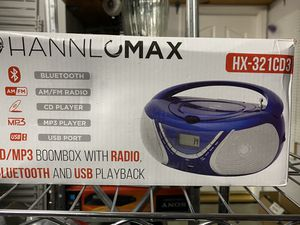 Blue tooth radio / MP3 CD Player for Sale in Elk Grove, CA