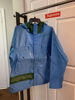 Brand new supreme wind breaker style jacket for Sale in Clarksburg,  MD