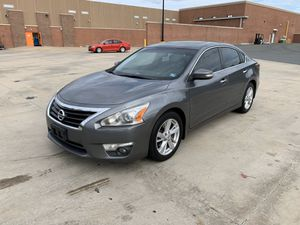 2015 NISSAN ALTIMA 2.5SV for Sale in Fredericksburg, VA