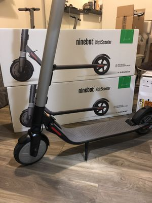 Segway Ninebot ES2 electric scooter for Sale in Tampa, FL