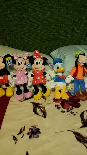 Disney Junior Plushies for Sale in Los Angeles, CA