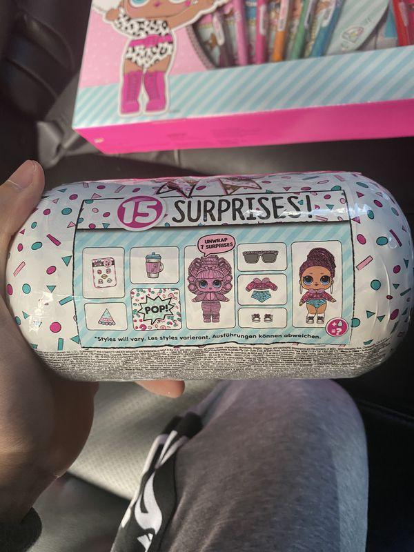 lol surprise dolls