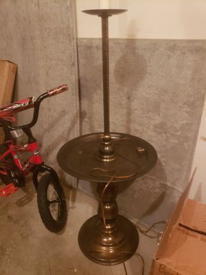 Antique Brass Lamp for Sale in Fort Meade, MD